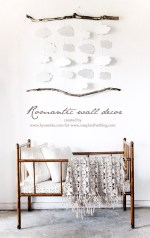 rustic wall decor piece