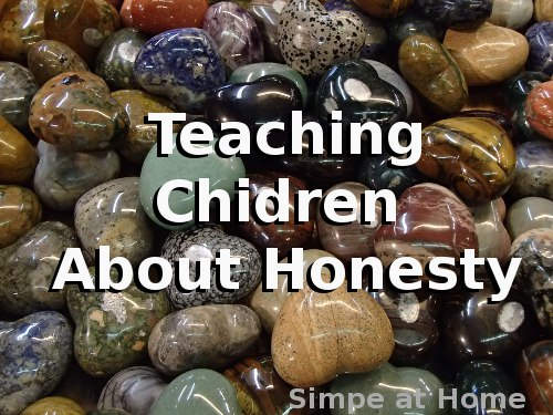 Teaching Children About Honesty