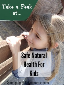Learn about Kid Safe Essential Oil Use