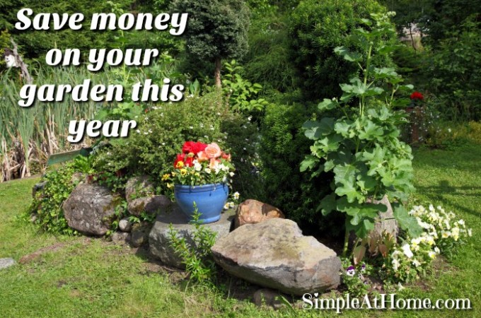 Save Money Build your Garden for Less
