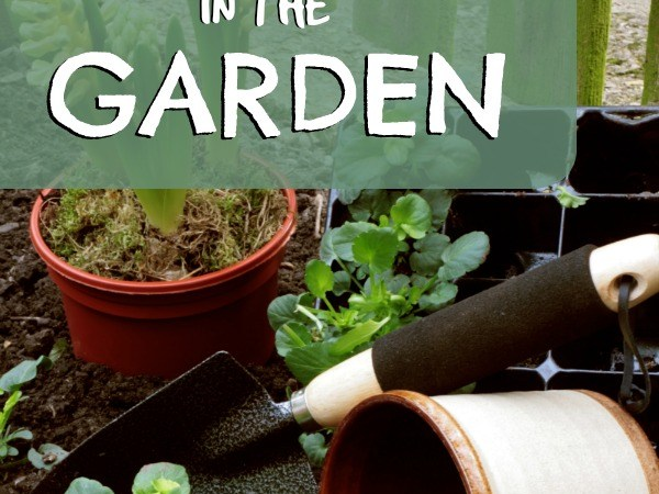 How to homeschool in the Garden