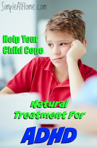 Does your child struggle with attention? Do they have ADHD? Here are natural treatments that can help
