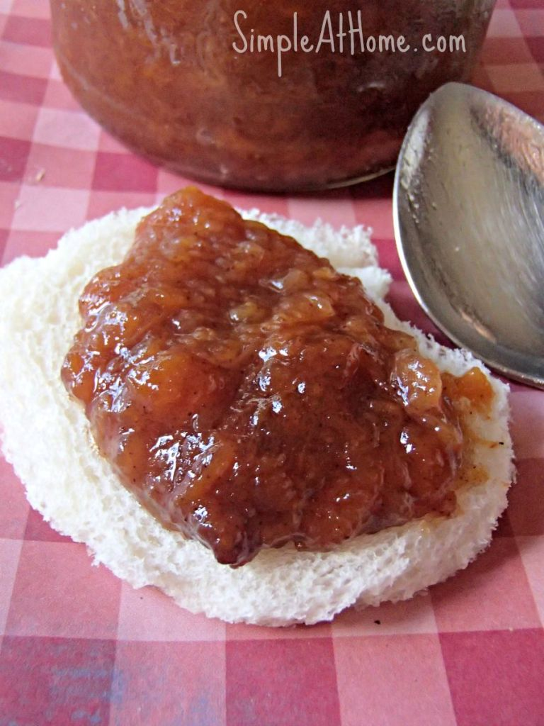 This Sweet Southern Peach Apple Butter combines fall favorites with southern treats.
