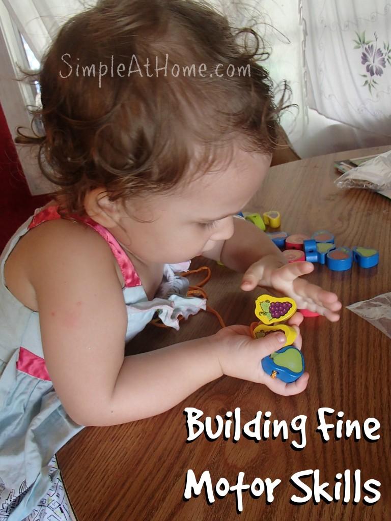 Building Fine Motor Skills