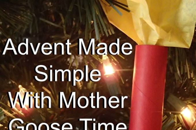 Advent For The Busy Mom
