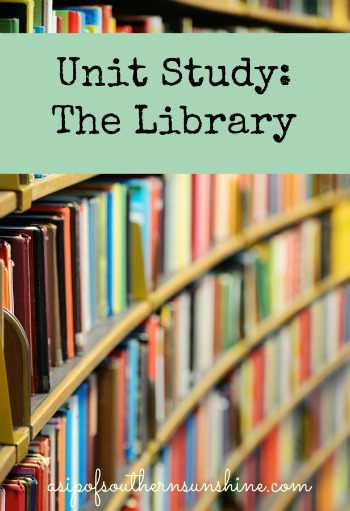 This library unit study will teach your child how to take advantage of this wonderful free reading resources.