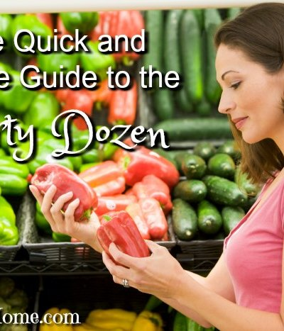 How to shop for the dirty dozen