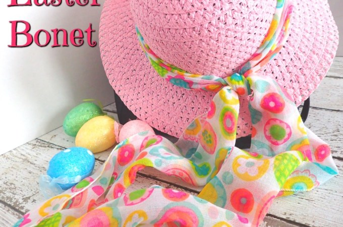 Easter Bonnet DIY