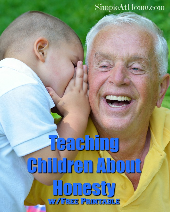 Teaching children to be honest can be a challenge but it is vital. This can help you teach your children about honesty. Teaching children about honesty in simple easy to understand strategies and games.