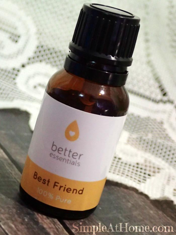 Better essentials Moms best friend shower cleaner DIY