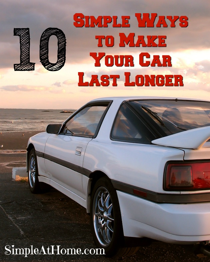 Tips and tricks to make your car last longer