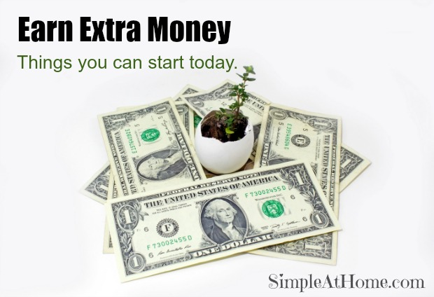 Make Extra Money 10 Things You Can Do Now