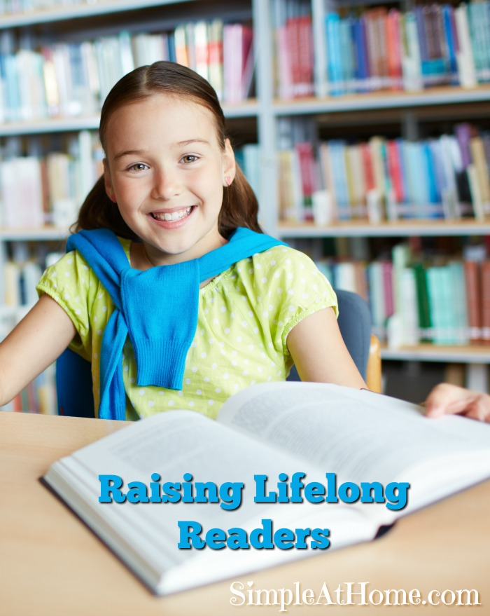 Tips, tricks, and tools for raising lifelong readers