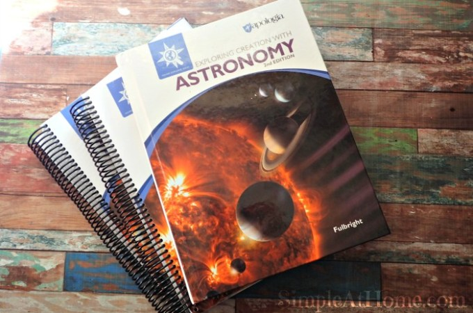 Exploring Creation with Astronomy from Apologia
