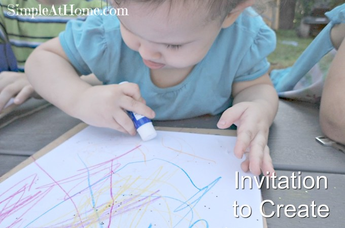 Why Invitation to Create