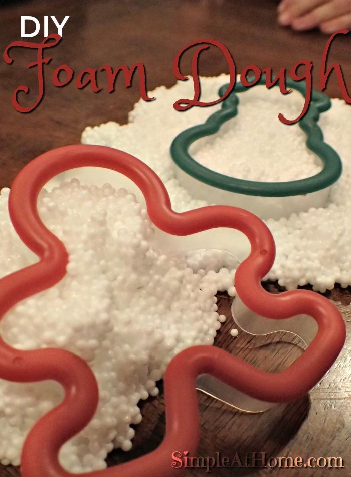 Make your own homemade foam dough (DIY Floam)