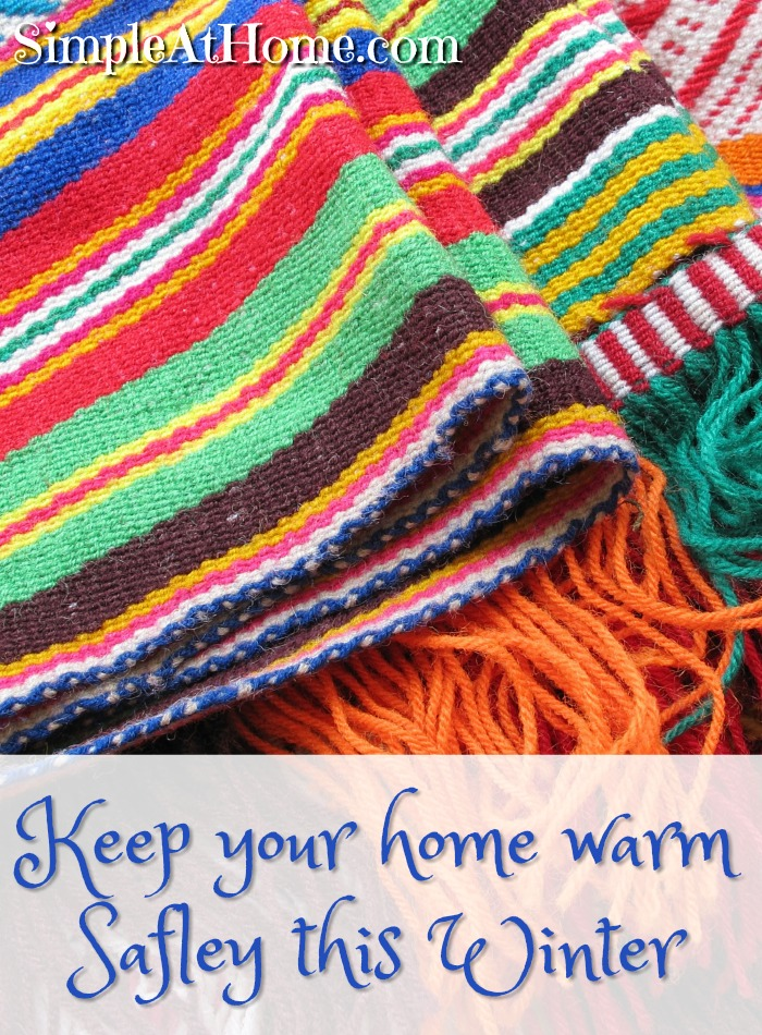 Cold winter got you down? These tips will help you Keep your Home Safe and Warm this winter.