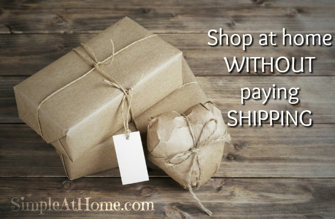 How to Shop Online Without Paying Shipping