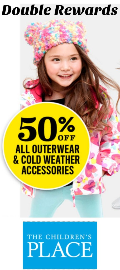 I am so excited about these great deals from the children's place. Jackets for the girls for Only $16
