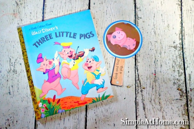 The Three Little Pigs Unit Study