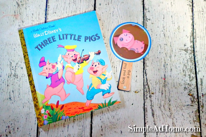 Three little pigs unit study