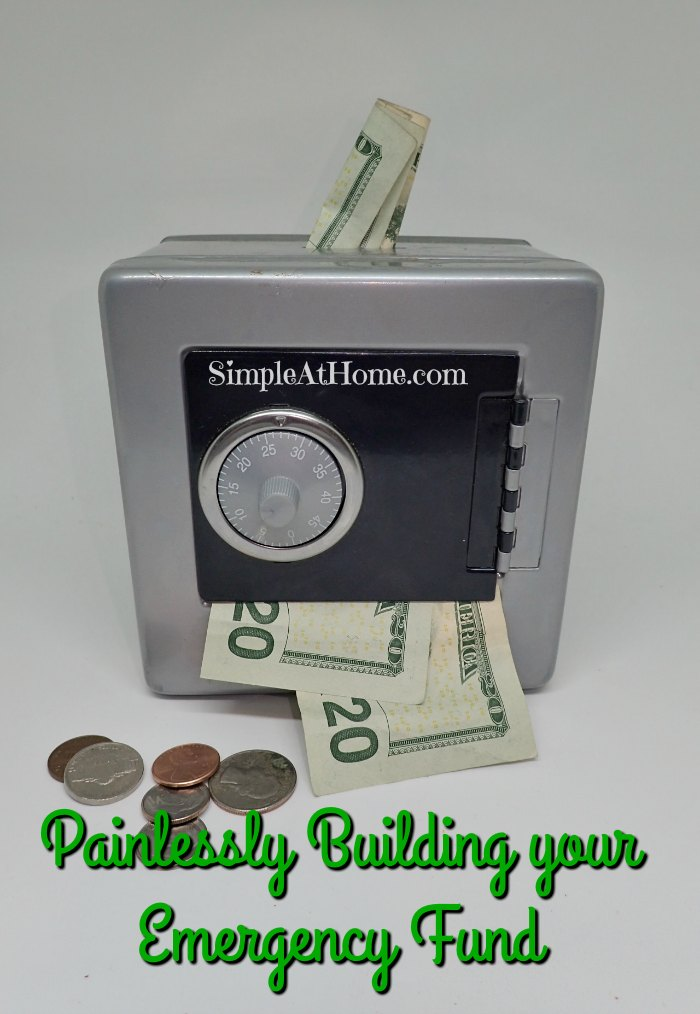 How to build your emergancy savings fund without feeling a pinch in your budget