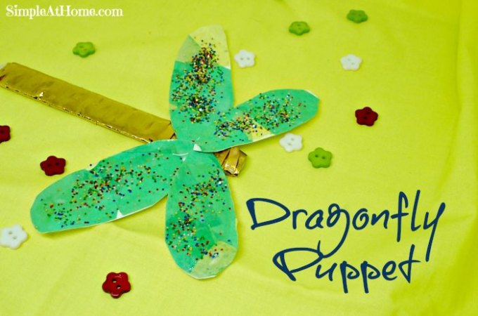 Dragonfly Puppets