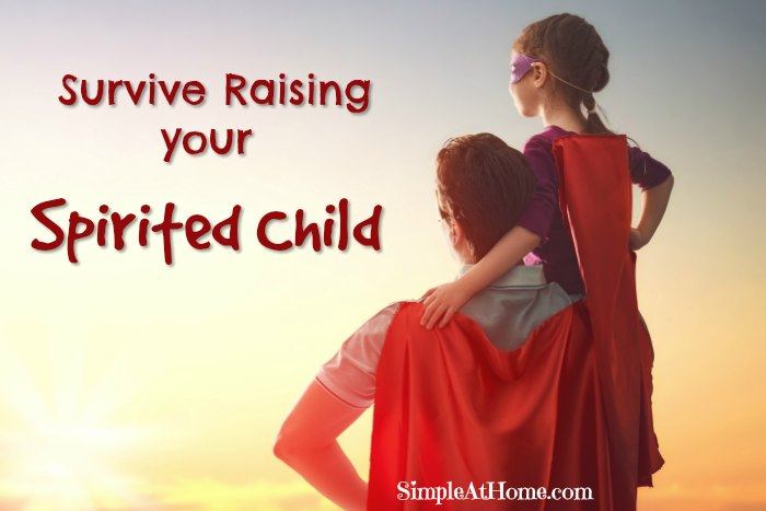 Tips for raising your spirited child | parenting | kids