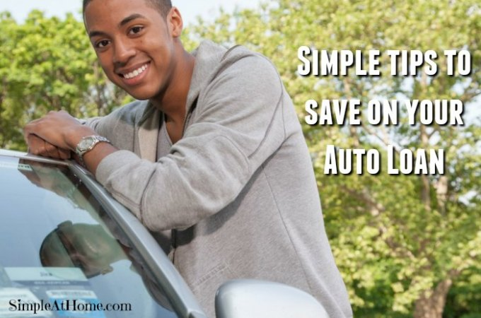 Save Money on your Auto Loan