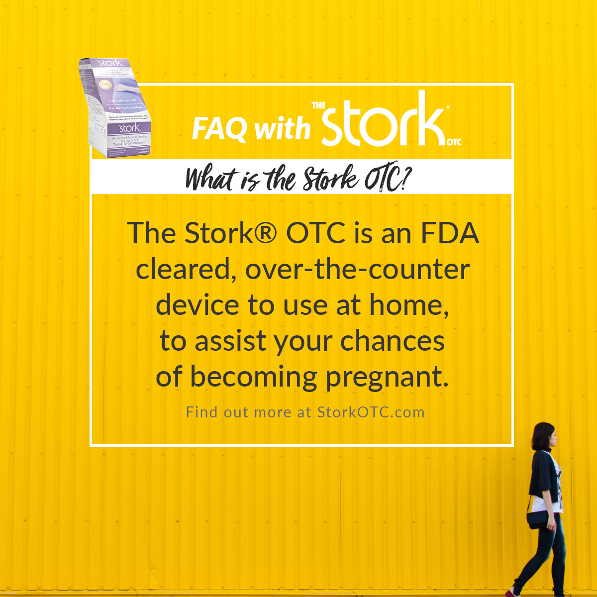 What is the Stork OTC