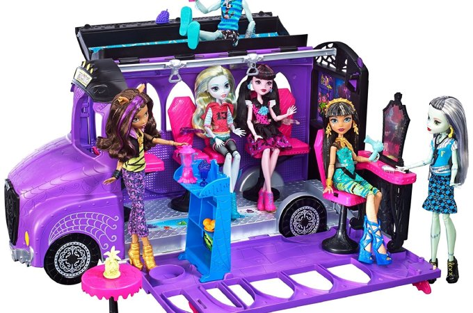Awesome Gifts for Monster High Fans