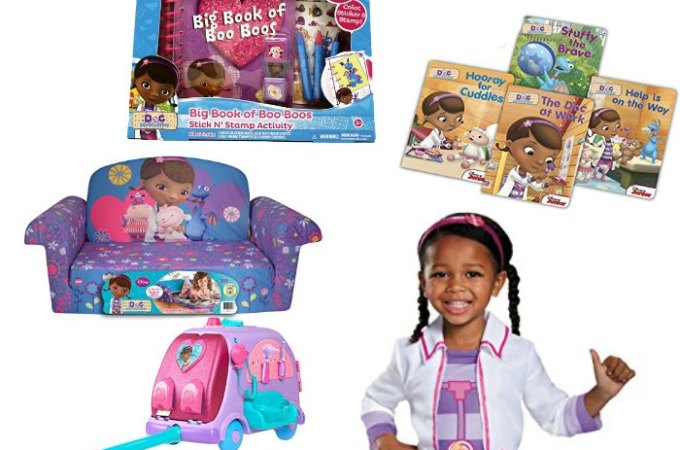 The Doc McStuffins Gift Guide