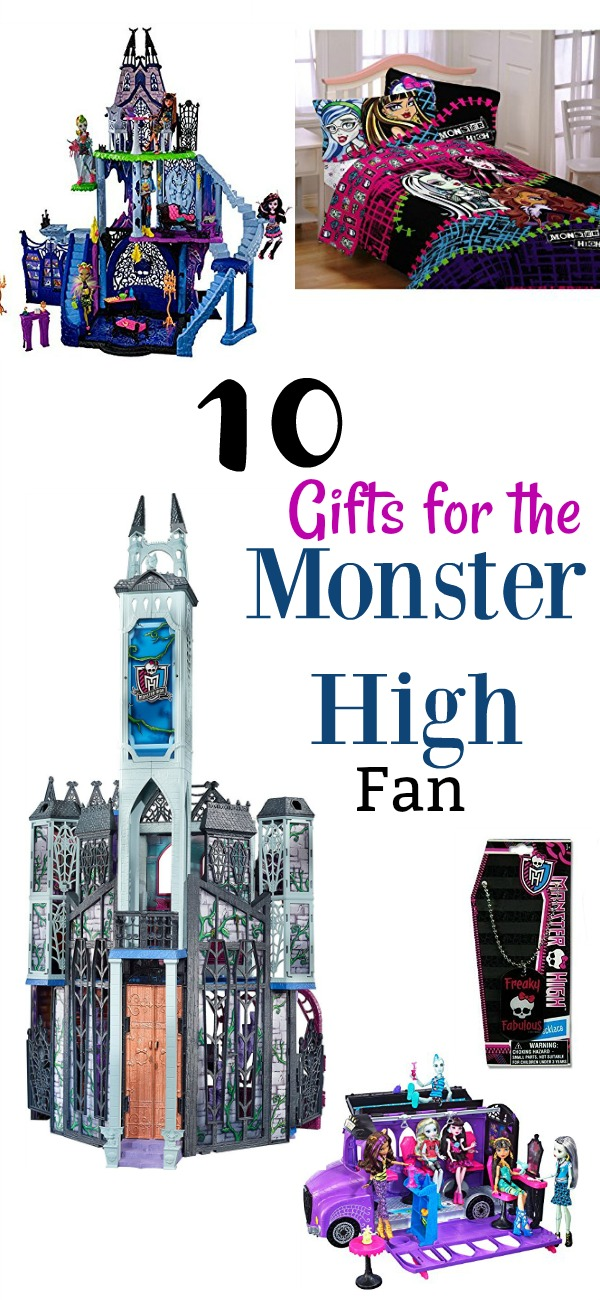 Monkey is a huge Monster High fan. These ideas are perfect for her