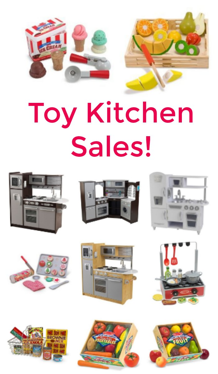 Awesome listing of toy kitchen sales