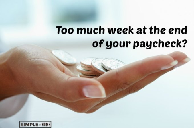 FREE E-Course Break the Paycheck to Paycheck Cycle