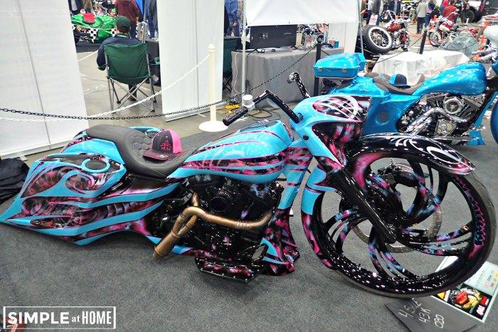 Autorama motorcycles