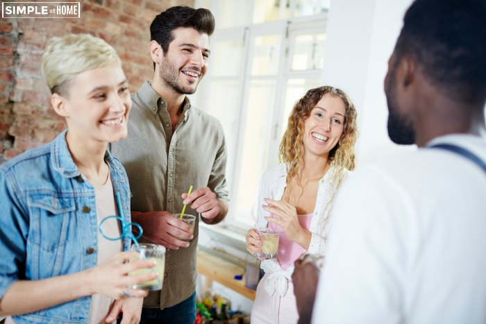 Tips for a great housewarming party