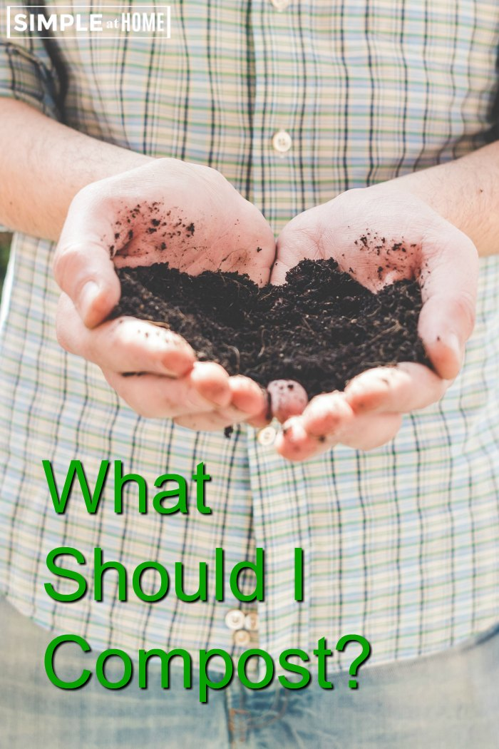 Things to compost for a thriving garden