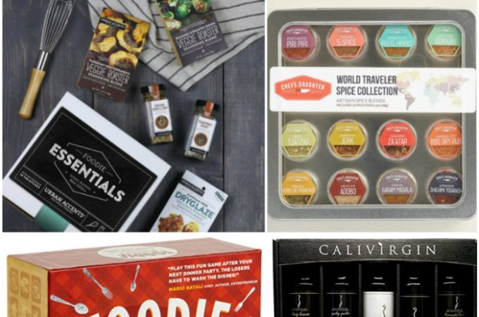 Gift Ideas for People that Love to Cook