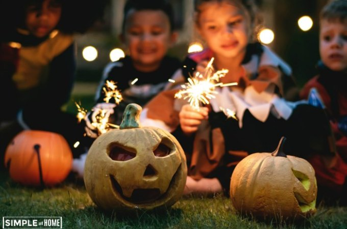 alternatives for trick-or-treating