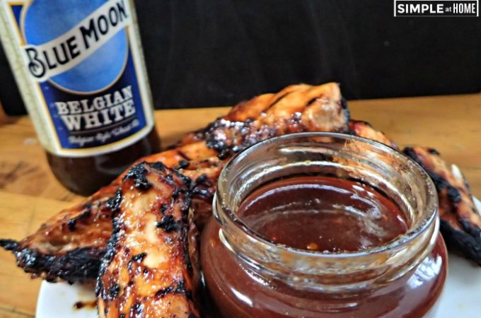 Blue Moon Hickory Barbecue Sauce Recipe