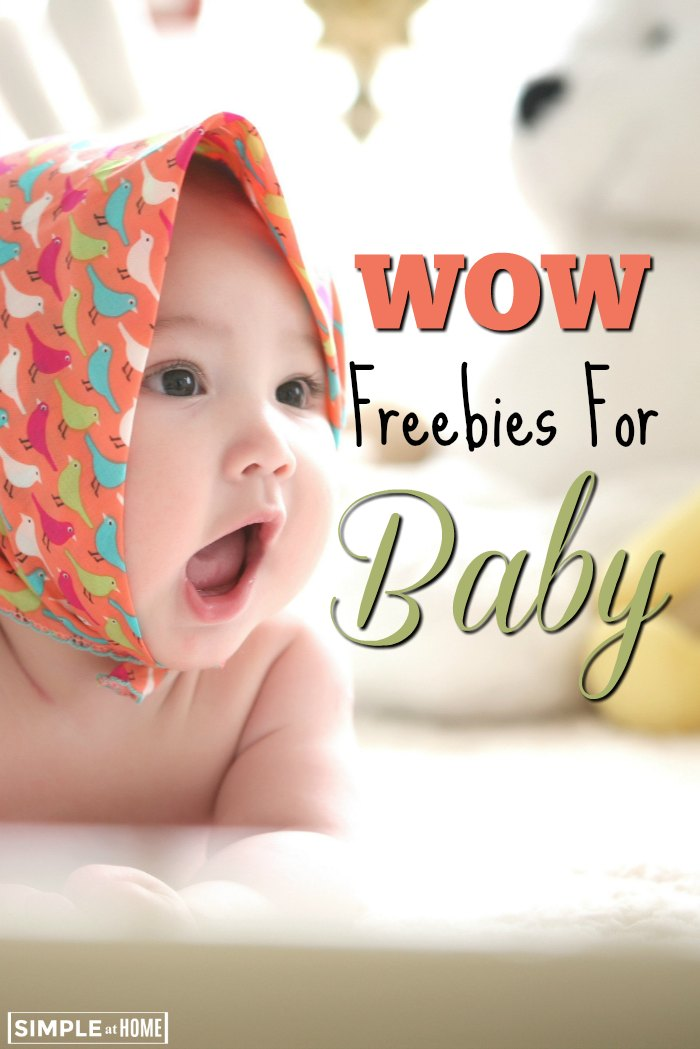 Snag these great freebies for baby