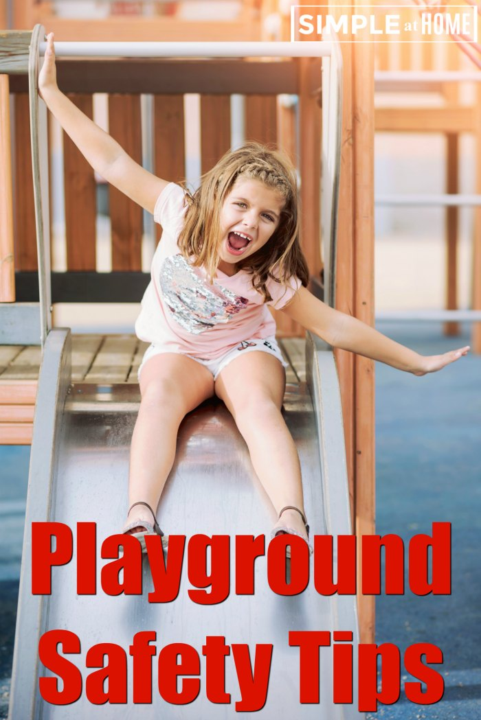 Playground Safety Tips For Parents