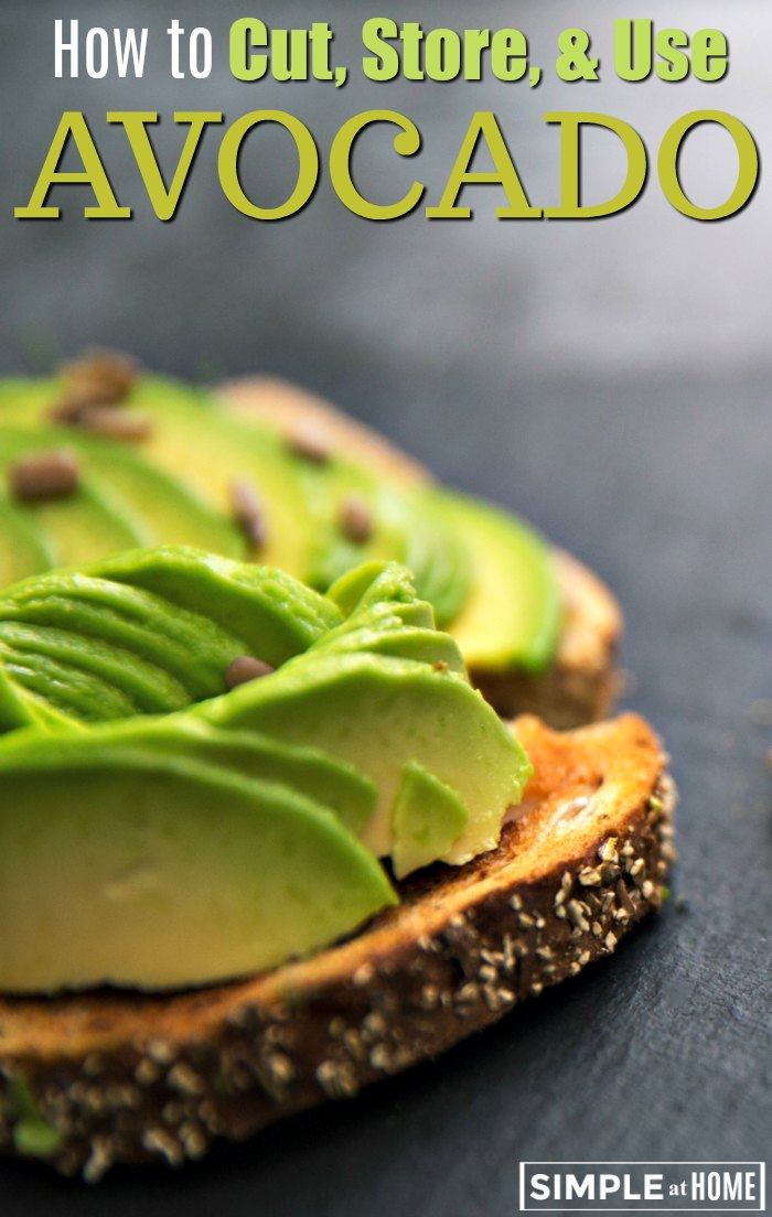 Get the most from your avocado