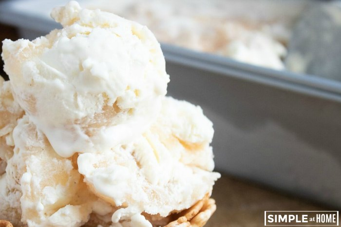 how to make no churn ice cream