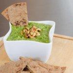 Spring Aspragus Pesto with Basil and Pine Nuts