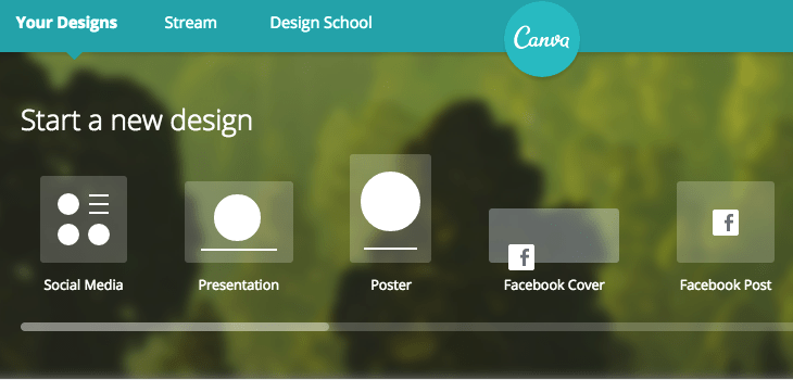Templates for canva
