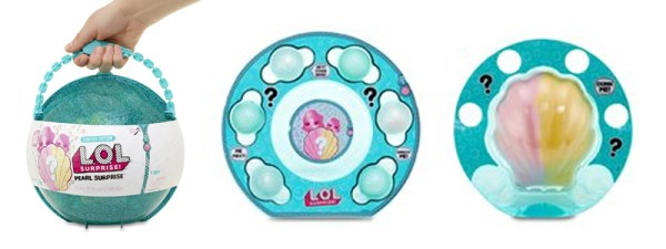 L.O.L. Surprise! Pearl Limited Edition Toy $29.99 Shipped ...