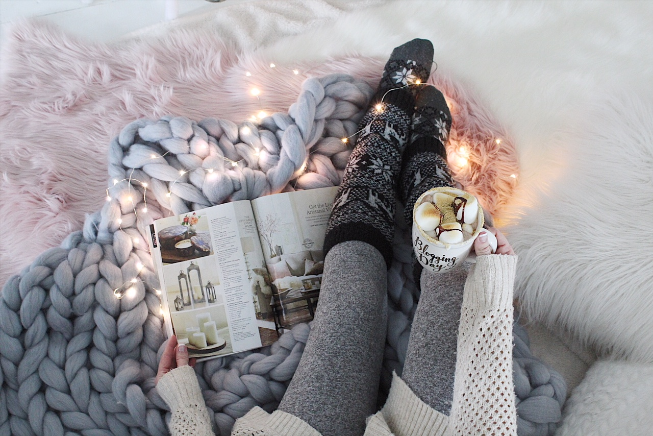 Embracing Hygge During Winter Months Simple Cozy Charm