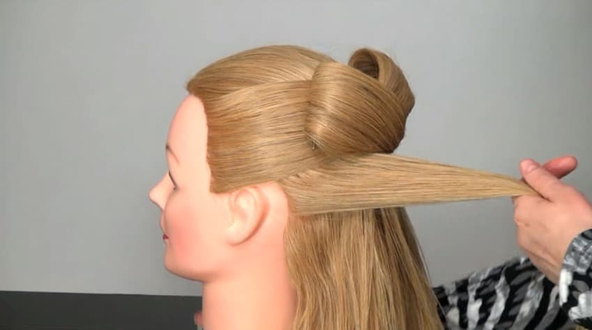 Hairstyle For Long Hair Simple Craft Ideas